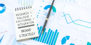 brand strategy success story built from research and more